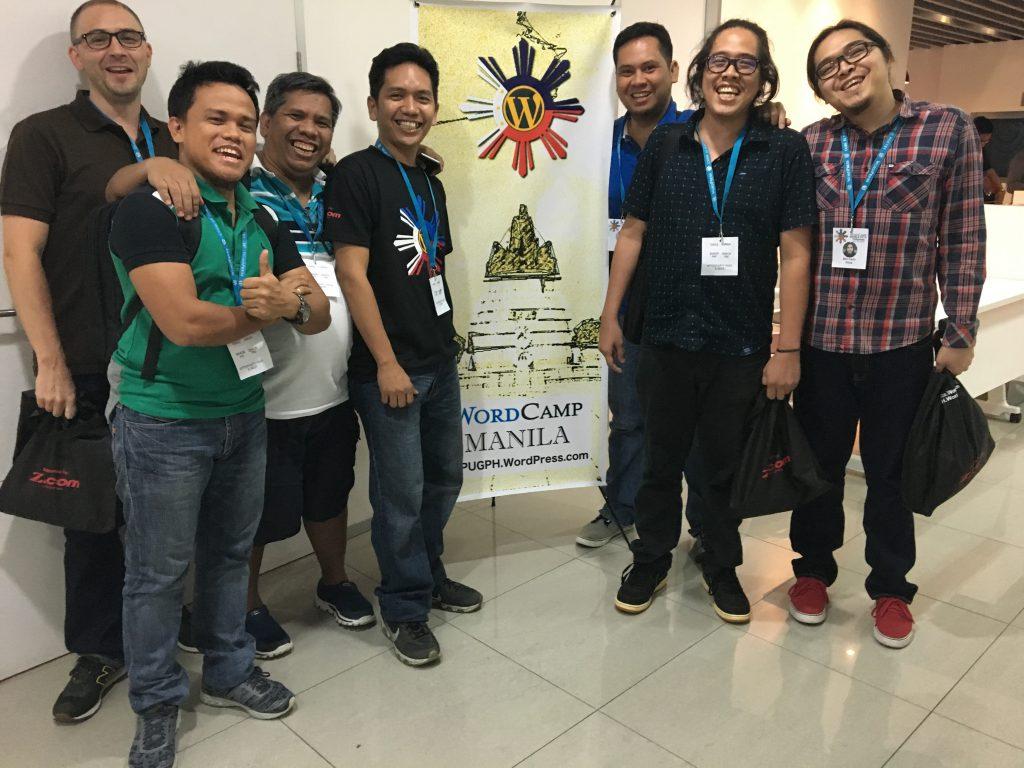 WordCamp Manila 2016
